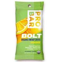 Pro Bar - Bolt Organic Energy Chews Orange - 2.1 oz.