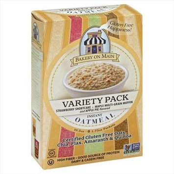Bakery On Main OATML, VARIETY PCK, INST, GF, (Pack of 6)