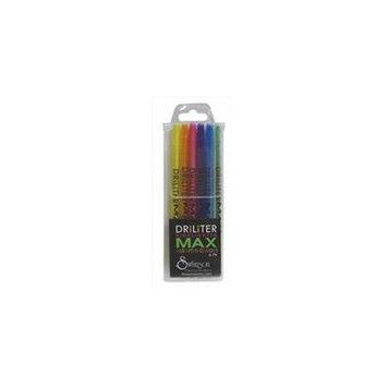Swanson Christian Supply 41351 Highlighter Driliter 6 Asst Colors Per Pack