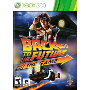 Telltale Games Back To The Future: The Game - 30th Anniversary Edition - Xbox 360