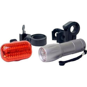 DUO Bicycle Parts BL829B Bicycle Light No. 829B 2 Pack 6 x 7 in.