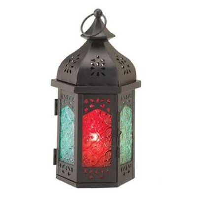 Koolekoo Turret Black Metal Candle Lantern 10