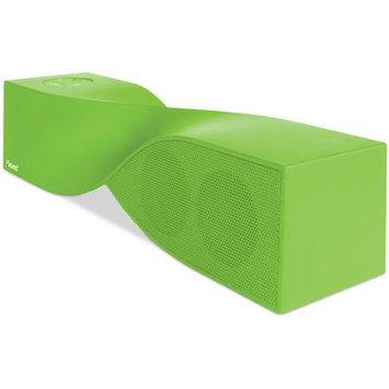 Dreamgear DG-iSound-5400 Twist Portable Bluetooth Spkr Rubber Grn