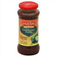 Fazlani 350 G. Sweet & Sour Sweet Lime Pickle - Case Of 6