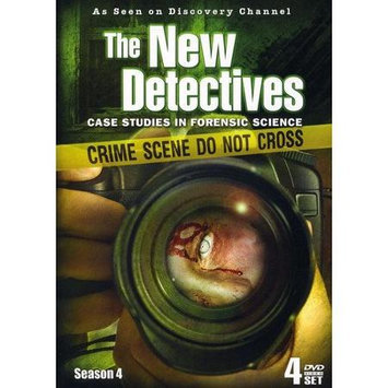 Timeless Media The New Detectives: Season 4 (4 Discs) (DVD)