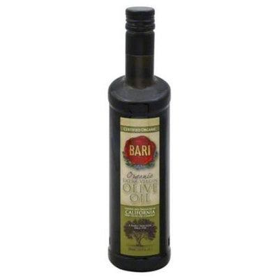 Bari Olive Oil Organic Extra Virgin & California 500 Ml. Case Of 6