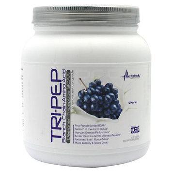Metabolic Nutrition4636539677 Metabolic Nutrition Tri-Pep Bcaa 40Srv Grape