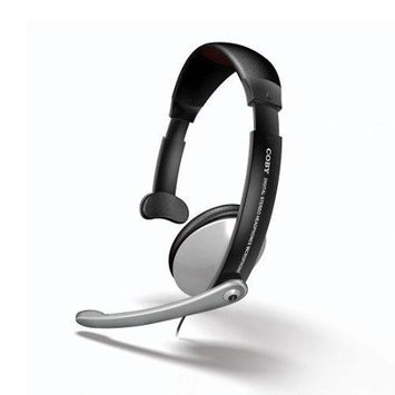 Coby CVM251 Headphone & Microphone, Hands-Free