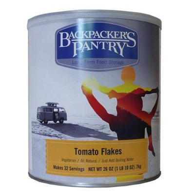 Backpackers Pantry Backpacker's Pantry Tomato Flakes #10 Can