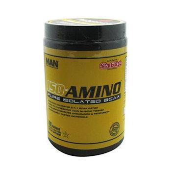 Man Sports 4910049 Iso-Amino Bcaa Starblaze 30 Servings