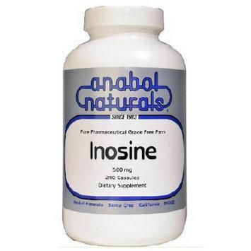 A. Naturals Inosine 500 mg - 240 Capsules
