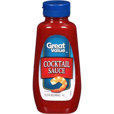 Great Value: Cocktail Sauce, 11.5 oz