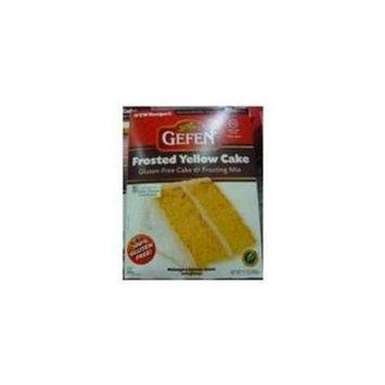 Gefen Mix Cake Ylw Wth Frst Gf - Pack of 12 - SPu676767