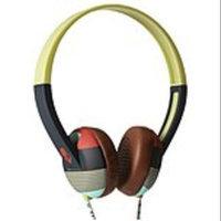 Skullcandy Uproar Headphones Stripes/Navy/Red, One Size