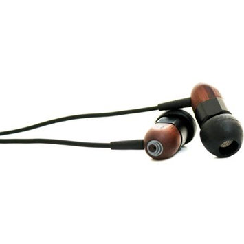 Thinksound ts02 8mm In-Ear High Definition Wooden Headphones