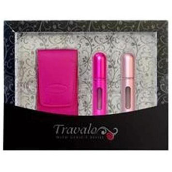 Reaction Retail BCG034 Travalo Gift Set - Pink