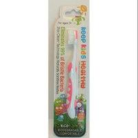 Ecofam Toothbrush Children Pink XyloBurst 1 ToothBrush