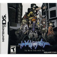 Square Enix Usa The World Ends with You Nintendo DS Game SQUARE ENIX
