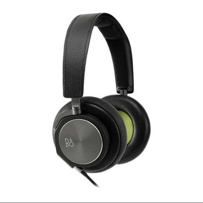 Bang Olufsen Bang & Olufsen BEOPLAY H6 Leather Covered Headphones - Black