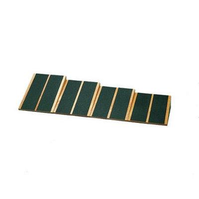 Fabrication Enterprises 10-1183 Incline Board - Fixed-Level Wooden