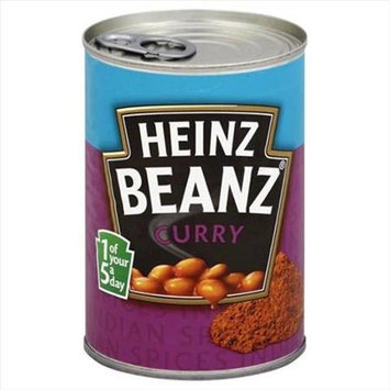 Heinz 13.75 oz. Curry Beans Case Of 12