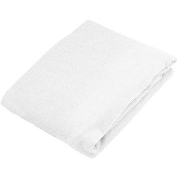 Kushies Fitted Bassinet Sheet - White