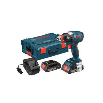 BOSCH IDH182-02L Cordless Impact Driver,18.0V,1/4 in.
