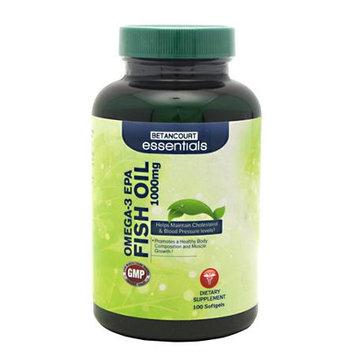 Betancourt Nutrition Betancourt Essentials Omega-3 - 100 SoftGels
