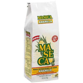 Maseca Instant Yellow Masa Corn Flour, 2.2 lb