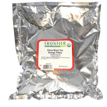 Frontier Natural Foods Frontier Natural Products BG13221 Frontier China Black Tea - 1x16OZ