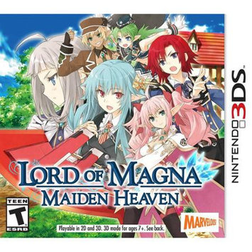 Marvelous Usa, Inc. Nintendo 3DS - Lord Of Magna: Maiden Heaven