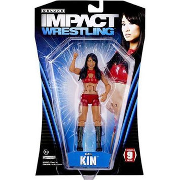 Jakks Pacific TNA Deluxe Impact Series 9 Action Figure - Gail Kim