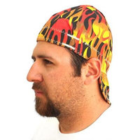 Forney 55814 Welding Cap Reversible 7-Inch Various Colors