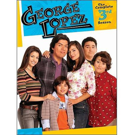 George Lopez: the Complete 3rd Season [4 Discs]