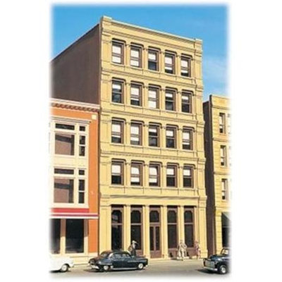 Bachmann BAC88008 Ho Building Kit Savings and Loan