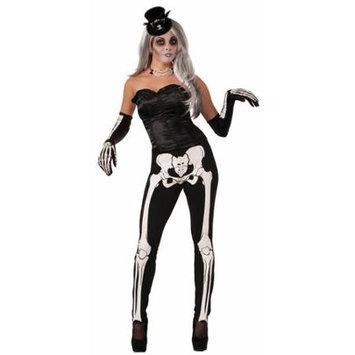 Forum Novelties Skeleton Bones Adult Costume Leggings
