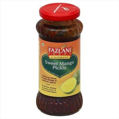 Fazlani 350 G. Sweet Mango Pickle - Case Of 6