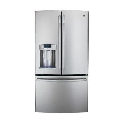 GE 29 Cu. Ft. Stainless Steel French Door Refrigerator
