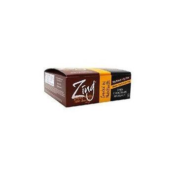 Zing Bars - 100 Natural Nutrition Bar Dark Chocolate Hazelnut - 1.76 oz.