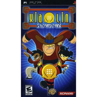 Sony Xiaolin Showdown (used)