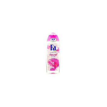 Fa Shower Gel - Natural Pure - Rose Passion Flower