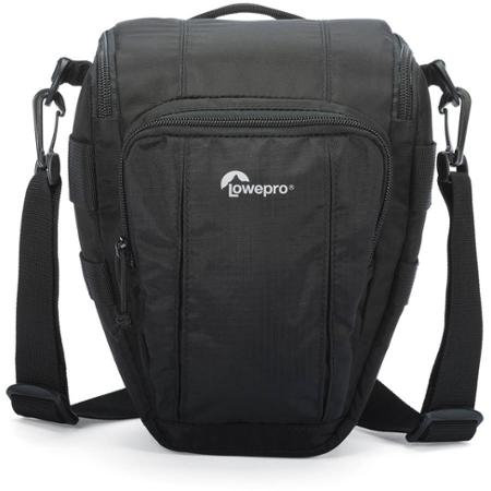 Lowepro - Toploader Zoom 50 Aw Ii Camera Bag - Black