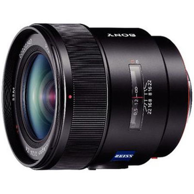 Sony SAL24F20Z - 24mm f/2.0 Wide Angle Lens for Sony Alpha DSLR's