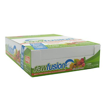 San 2570179 Raw Fusion Bar Almond Berry