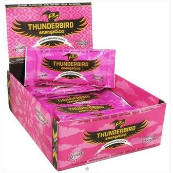 Thunderbird Energetica - Gluten Free Raw Energy Bar Hyper Hawaiian Crunch - 1.7 oz.