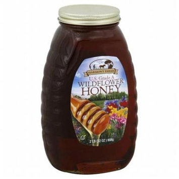 Harmony Farms Wild Flower Honey 2 lbs