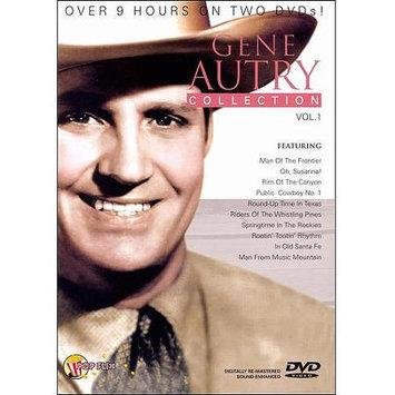 Allegro Gene Autry Collection, Vol. 1 [2 Discs]