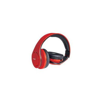 Coby VALOR Wireless Bluetooth Over-The-Ear Headphones