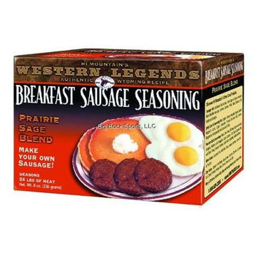 Hi Mountain Jerky Hi Mountain Prairie Sage Breakfast Sausage Seasoning