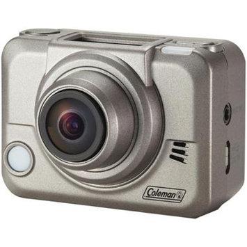 COLEMAN CX10WP Bravo POV 1080p Megapixel Sports Action Camera Kit